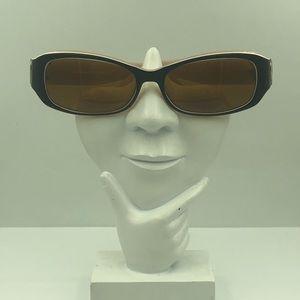 Juicy Couture Purple Oval Sunglasses Frames